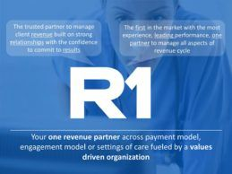 R1 RCM, End-to-End Revenue Cycle Management Services Phreesia Partner to Provide Seamless Front-End Patient Experience