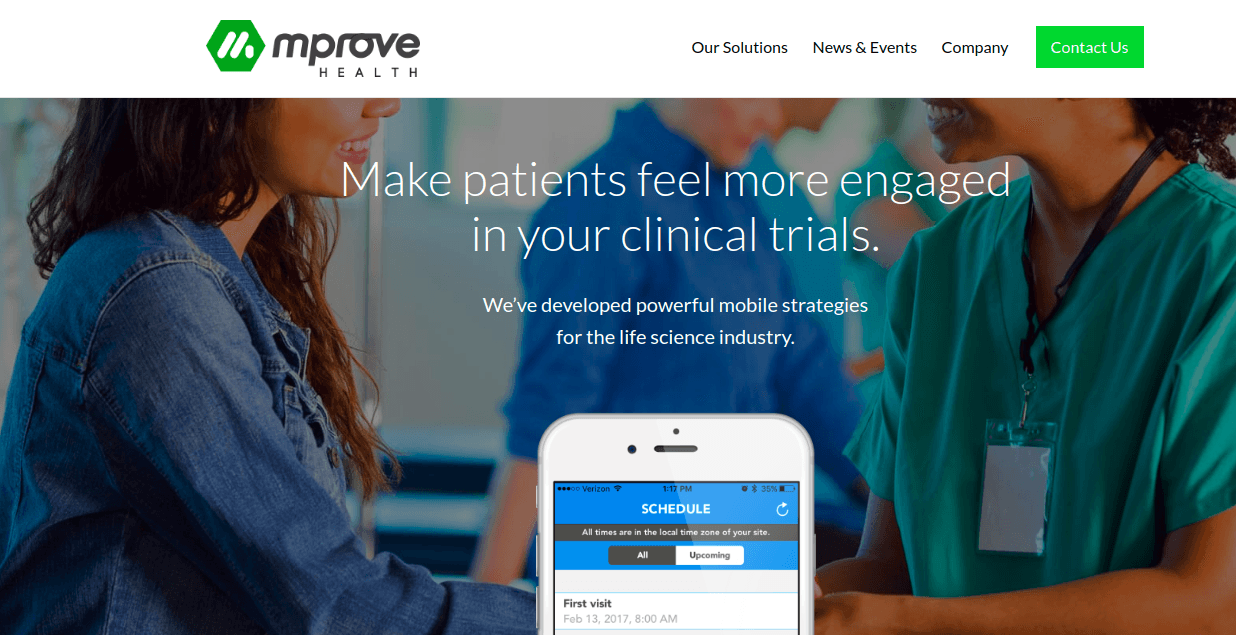 Bracket Acquires Mobile Patient Engagement Tool for Clinical Trials Provider mProve Health
