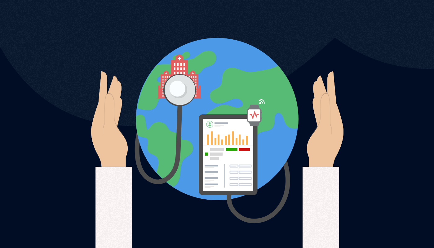 6 Reasons Why Healthcare Needs The Internet of Things (IoT)