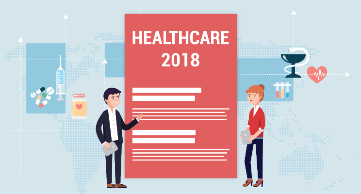 10 Things you can Expect from Healthcare in 2018