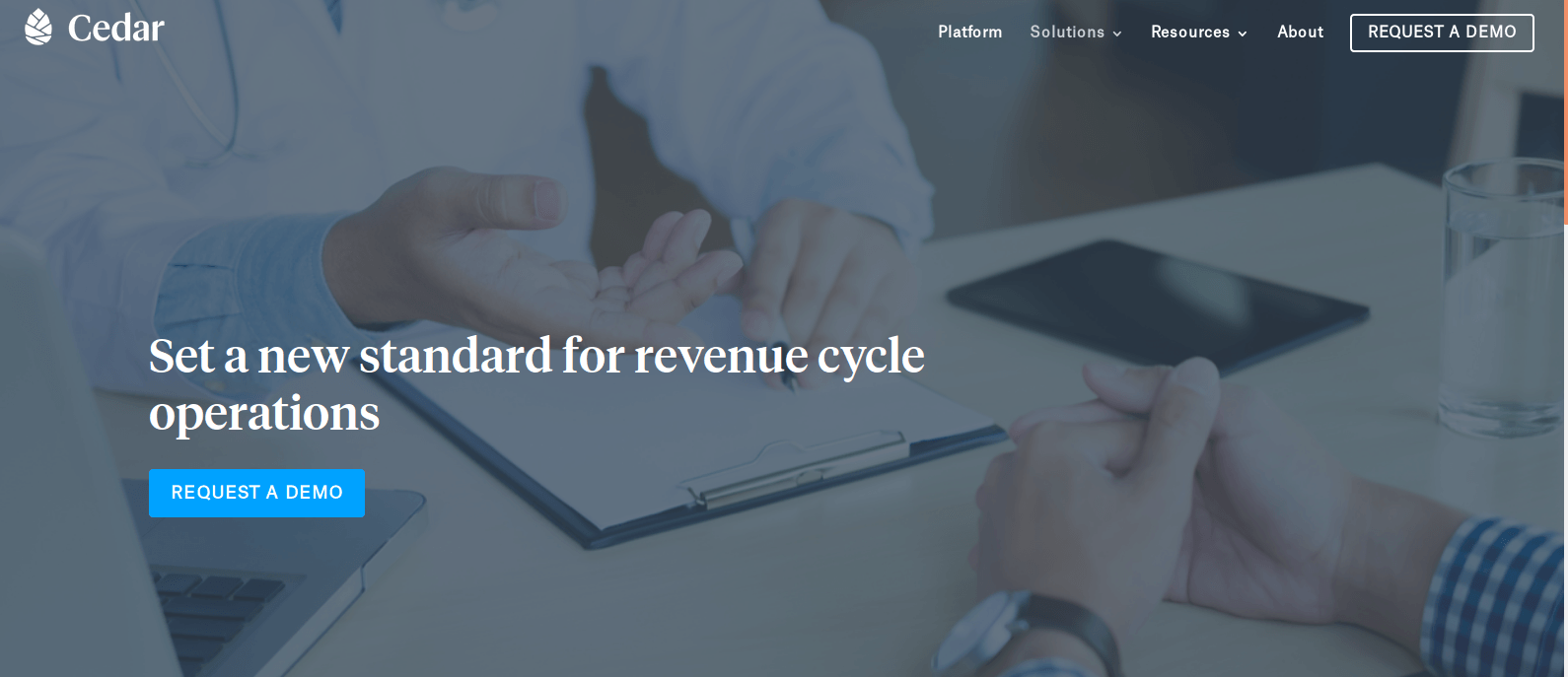 Rev Cycle Startup Cedar Launches With $13M for Data-Driven Patient Payment Solution