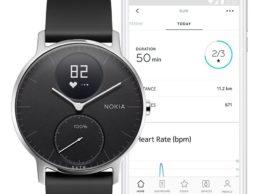 Nokia Healthcare Blochain Pilot Wearable Smartwatch