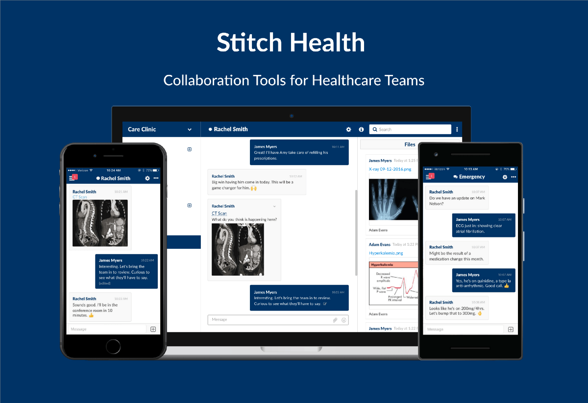 Stitch Health Launches Care Coordination Platform for Healthcare Teams