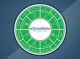 eClinicalWorks Acute Care EHR & Revenue Cycle Management