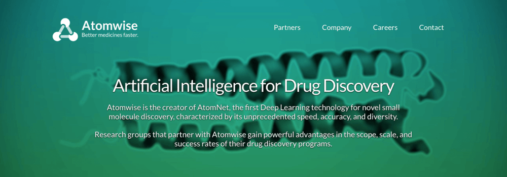 Atomwise Raises $45M for Artificial Intelligence Platform for Drug Discovery