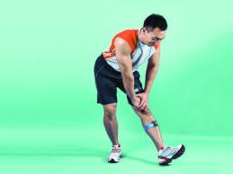 Hinge Health Knee Sensors Man