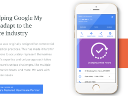 Google Recognizes Doctor.com as Only Google My Business Partner for Healthcare