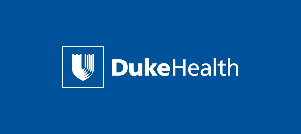 Image result for duke hospital logo