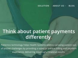 Patientco Lands $28M to Reimagine the Patient Financial Experience