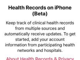 Cleveland Clinics Adds EHR Data to Apple Health Records on iPhone for Patients