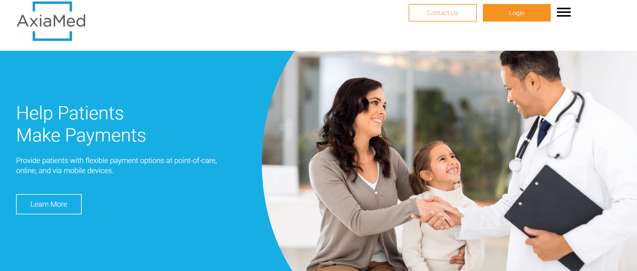 Revenue Cycle Startup AxiaMed Rasies $12.4M for Patient Payment Platform