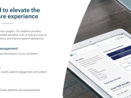 Cedar Unveils Next Evolution of Patient Payment Platform to Optimize Revenue Cycle