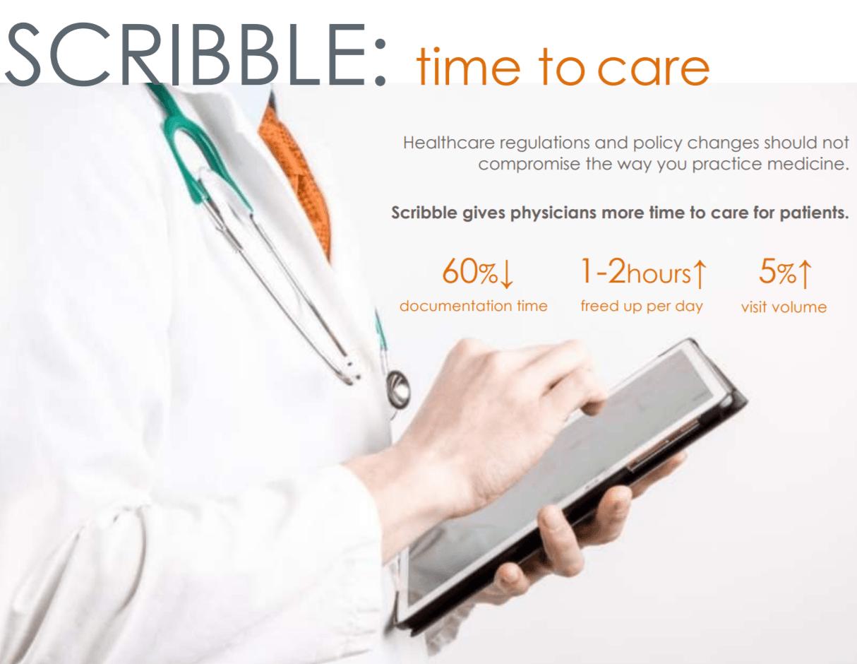 UAB Medicine to Deploy Scribble Virtual Scribe Solution
