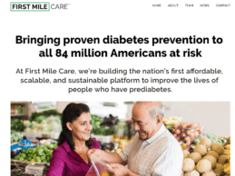 Health2047 Spin Out Launches with $2M to Build Platform for People Living with Prediabtes