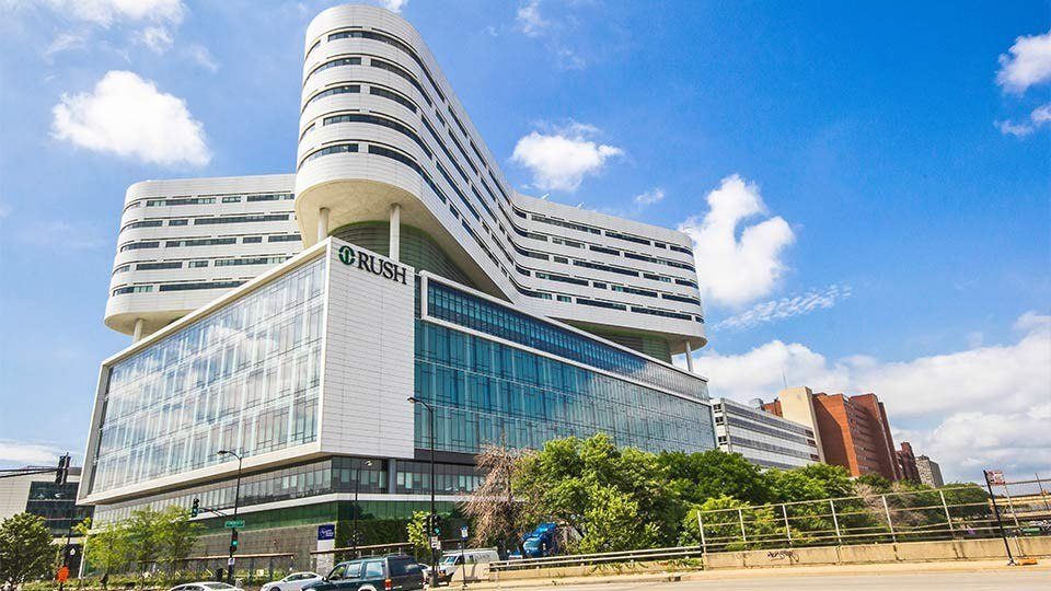 Rush University Medical Center Integrates Indoor Navigation with Epic's MyChart Appointment Scheduling