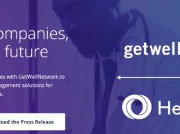 BREAKING: GetWellNetwork Acquires Patient Engagement Startup HealthLoop