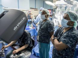 How Surgical Robots are Transforming the Operating Room