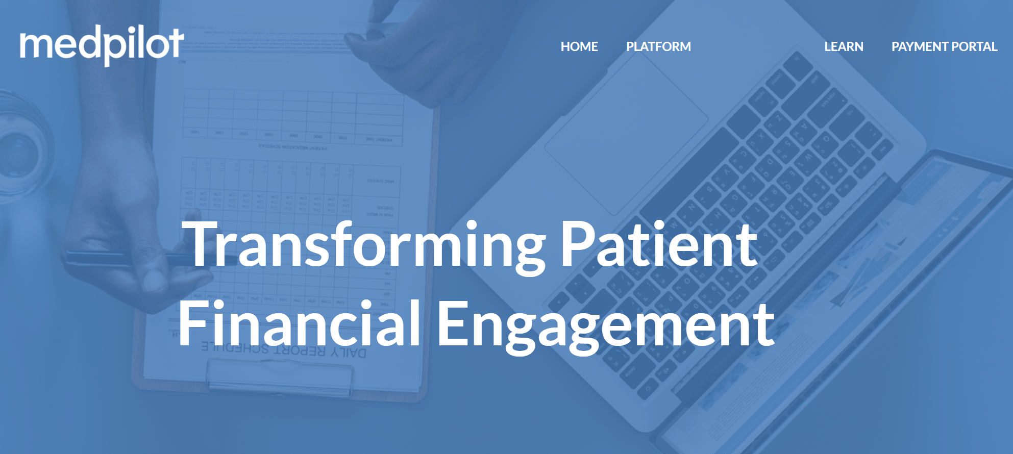 Revenue Cycle Startup Medpilot Nabs $1.7M to Expand Patient Financial Engagement Platform