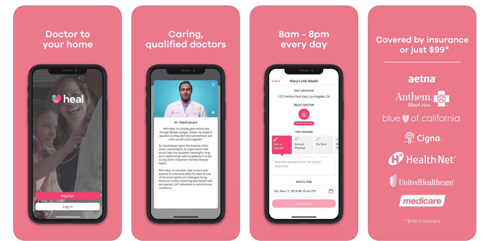 Heal Acquires Doctors on Call, Expands House Call Service to NYC