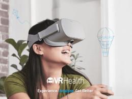 VRHealth Launches First Telehealth VR Medical Platform