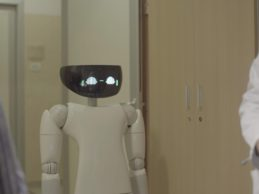 Konica Minolta Deploys AI Robots to Support Patient Care at Hospital in Italy