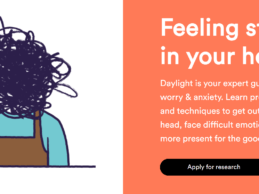 Big Health Launches Digital Therapeutics App, Daylight to Improve Anxiety