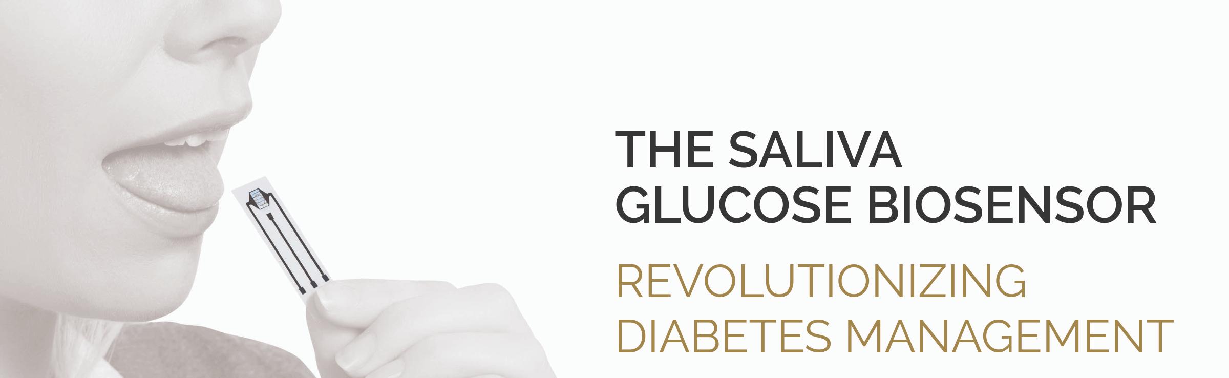 New Saliva Glucose Biosensor Could Eliminate Finger Pricks for Diabetes Management