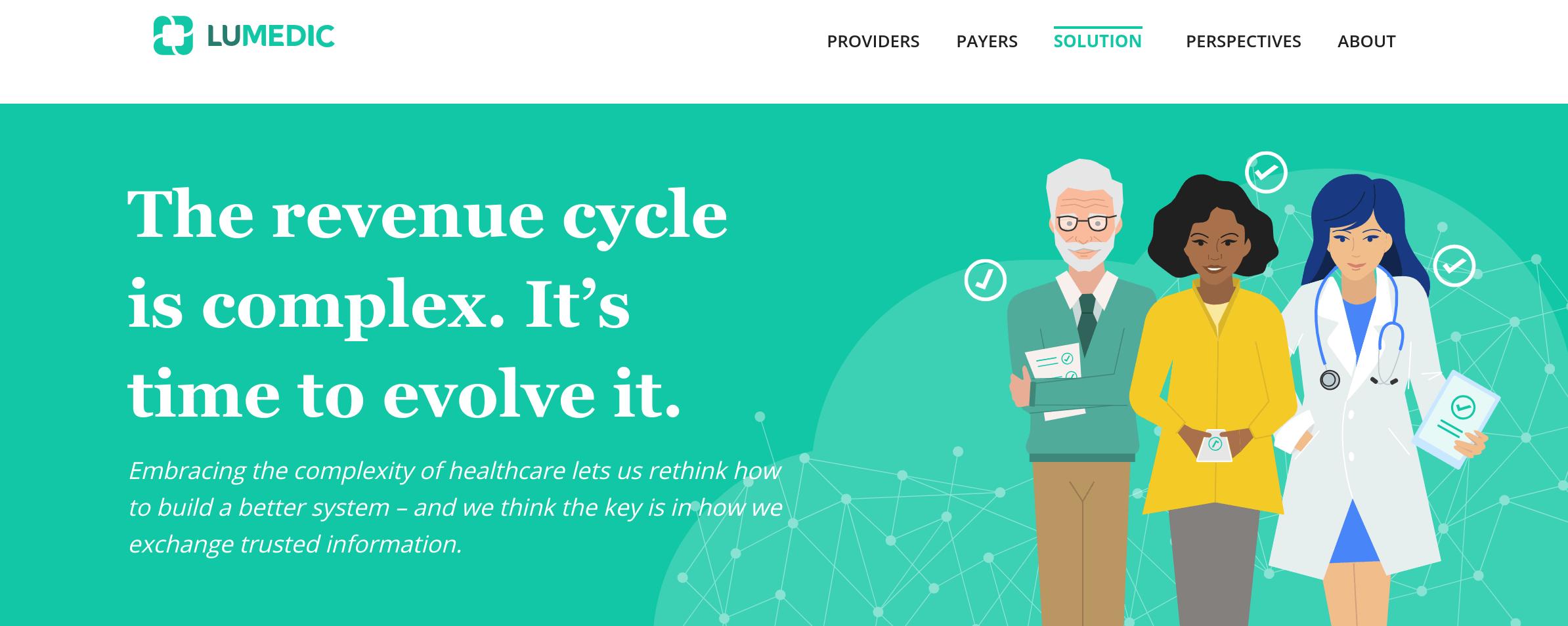 Providence St. Joseph Health Acquires Blockchain-Powered Revenue Cycle Platform Lumedic