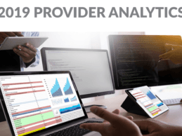 Chilmark 2019 Healthcare Provider Analytics Market Trends Report,