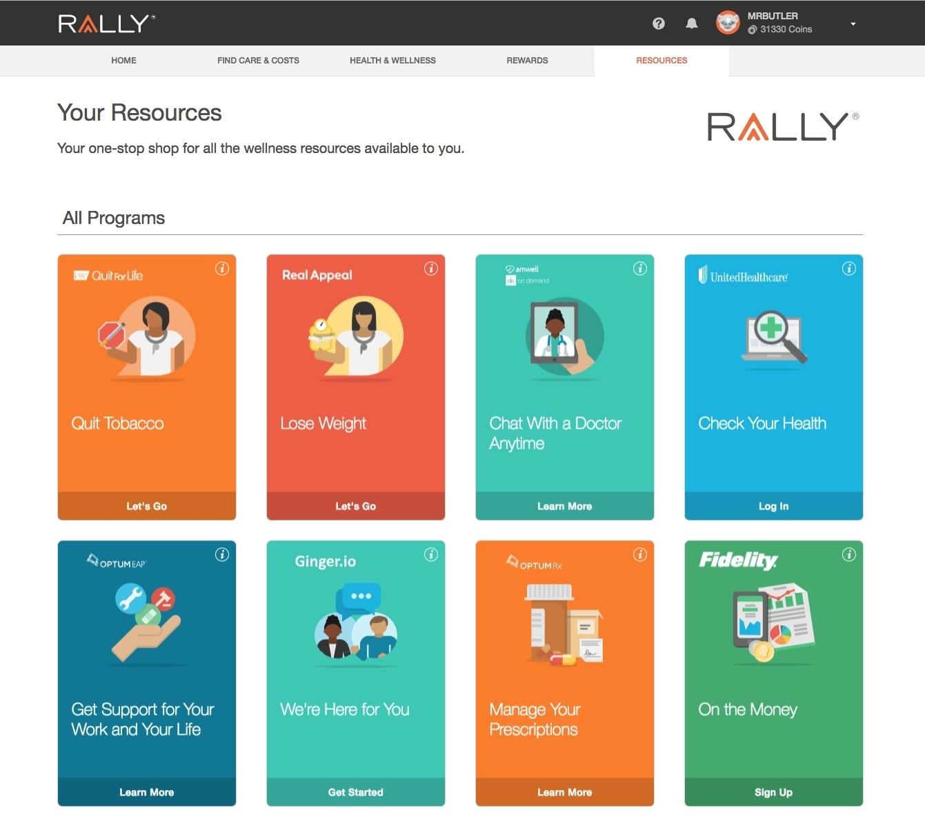 Rally Health Launches Next-Gen Consumer Digital Health Platform