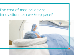 The Cost of Medical Device Innovation: Can The U.S. Keep Pace?