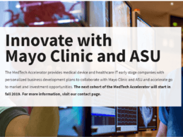 Mayo Clinic, ASU Unveils Six Digital Health Startups for Inaugural MedTech Accelerator Cohort