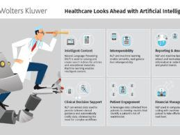 Wolters Kluwer Harnesses AI to Bridge Data in EHRs to Speed Accuracy of HAIs