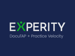 DocuTAP and Practice Velocity Merge to Form Experity