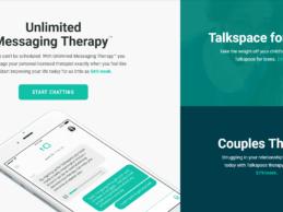 Talkspace $50M Telebehavioral Health Startup