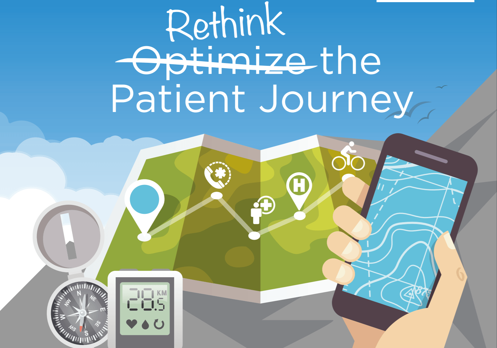Welltok: Why It Is Time to Rethink The Patient Journey