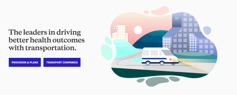 Roundtrip digital transportation marketplace