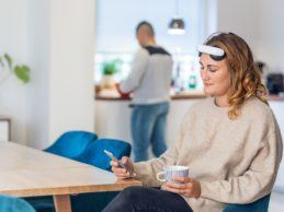 Flow Launches Medical-Grade Headset, Therapy App for Depression