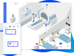 How Hospitals Can Improve Patient Flow Through Location-Aware Healthcare IoT