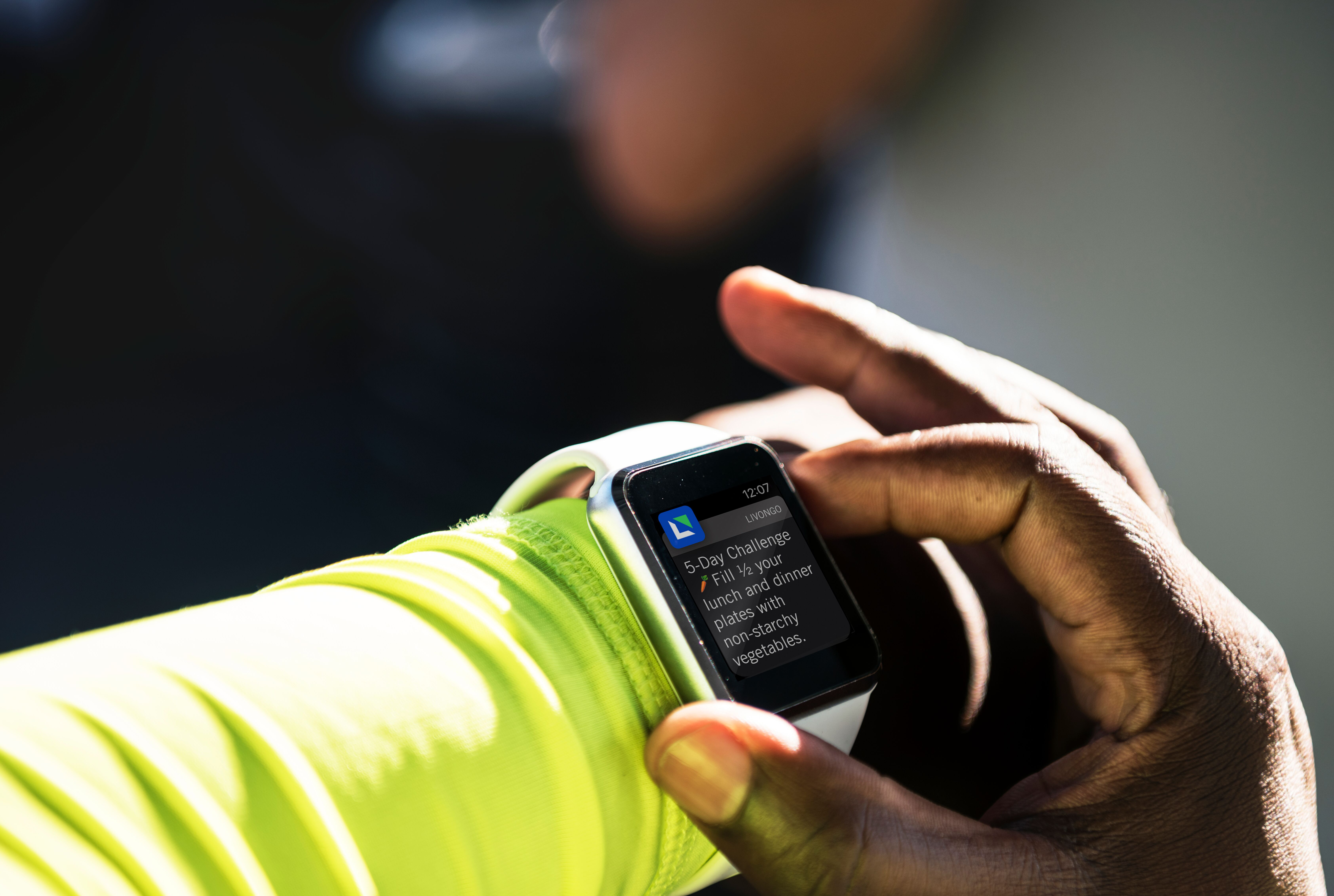 Livongo Announces Bi-directional Integration with Apple, Fitbit, Samsung Smartwatches