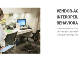 NextGen Healthcare Launches Behavioral Health EHR to Streamline Patient Data