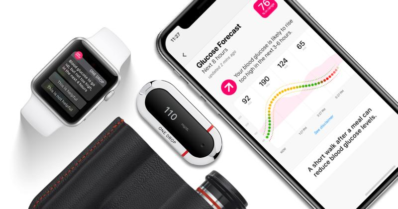 Apple to Sell One Drop's Blood Glucose Monitors in Select Retail Stores