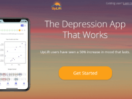 Depression App UpLift Raises $1M to Help People Fight Depression