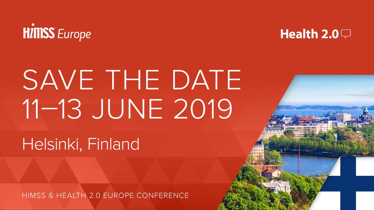 3 Takeaways From The 2019 HIMSS & Health 2 0 European Conference