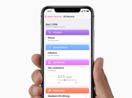 Apple Health Records Now Available to Allscripts EHR Clients & Patients