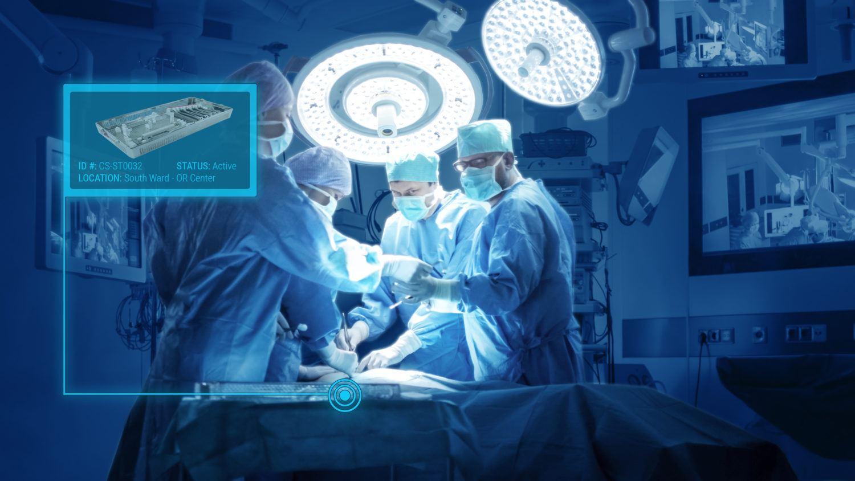 Digital Medical Tech Raises $1.5M for Hospital Management & Asset Tracking