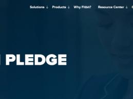 Fitbit Research Pledge