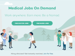Nomad Health Lands $34M to Revolutionize The Healthcare Staffing Industry