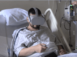Research: Patients Using On-Demand VR Reveals Drop in Pain Scores