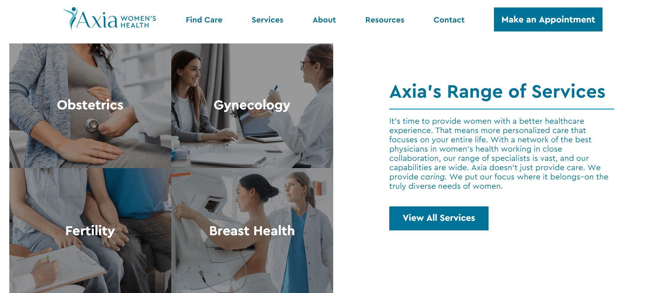 Prenatal App Babyscripts Announces Partnership with Axia Women's Health